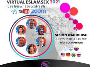 II Cumbre Internacional Virtual ESLAMSEX 2021